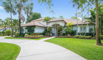Wellington Single Family Home Contingent: 92 Pacer Circle