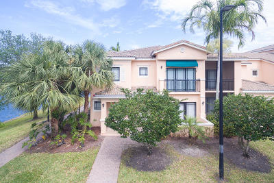 Palm Beach Gardens Condo For Sale: 2916 Tuscany Court #102