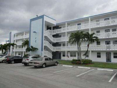 Boca Raton Condo For Sale: 2041 Exeter C #2041
