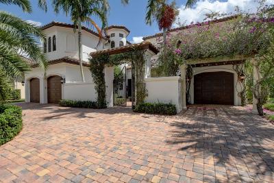 Single Family Home For Sale: 17816 Key Vista Way