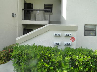 Coral Springs, Parkland, Coconut Creek, Deerfield Beach,  Boca Raton , Margate, Tamarac, Pompano Beach Rental For Rent: 3839 NW 35th Street #1536