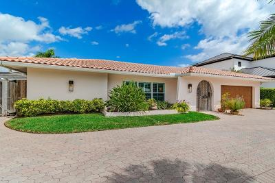 Deerfield Beach Single Family Home For Sale: 1103 Little Harbor Drive