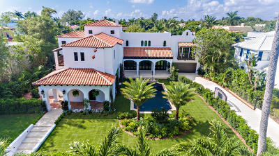 West Palm Beach Single Family Home For Sale: 196 Belmonte Road