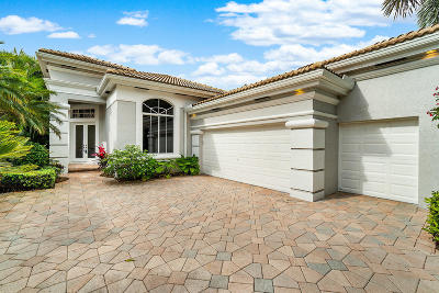 Palm Beach Gardens Single Family Home For Sale: 148 Isle Drive