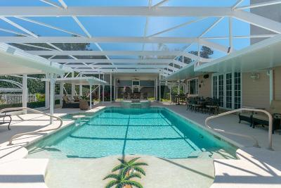 Jupiter Single Family Home For Sale: 5660 Old Mystic Court
