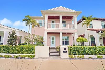 Palm Beach Gardens Single Family Home For Sale: 5045 Grandiflora Road