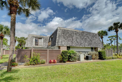 Stuart Single Family Home For Sale: 766 NW 10th Street