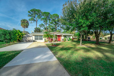 Single Family Home Contingent: 7906 Westmont Drive