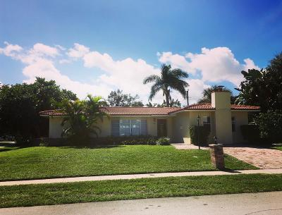 Boca Raton Single Family Home For Sale: 1100 SW 11th Street