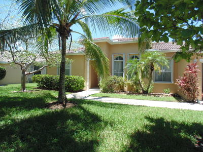 Coconut Creek Single Family Home For Sale: 4121 NW 41st Drive