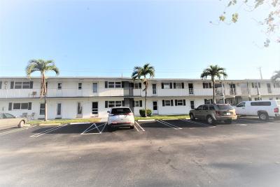 Leisureville, Palm Beach Leisureville Condo For Sale: 1111 Lake Terrace #203