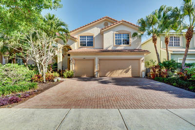 Delray Beach Single Family Home Contingent: 4811 Classical Boulevard