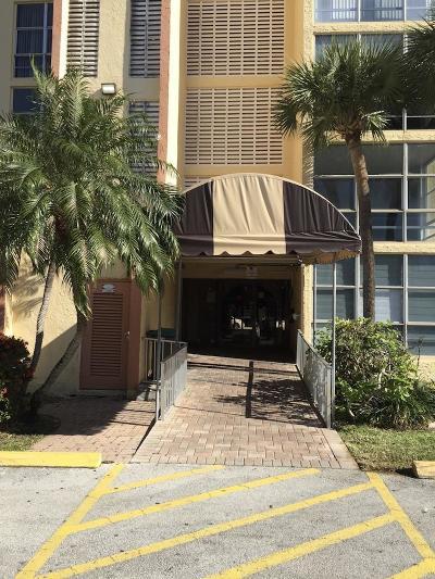 Miami-Dade County Condo For Sale: 200 172nd Street #212