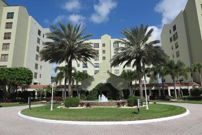 Boca Raton Condo For Sale: 7351 Promenade Drive #201