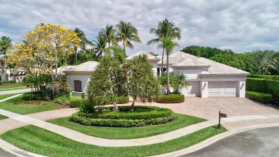 Delray Beach Single Family Home For Sale: 5853 Vintage Oaks Court