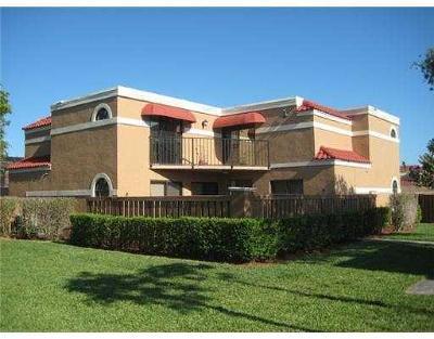 Coral Springs, Parkland, Coconut Creek, Deerfield Beach,  Boca Raton , Margate, Tamarac, Pompano Beach Rental For Rent: 8195 Thames Boulevard #B