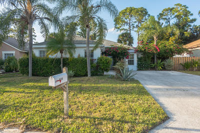Royal Palm Beach Single Family Home For Auction: 135 Saratoga Boulevard