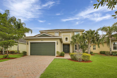 Royal Palm Beach Single Family Home For Sale: 2812 Bellarosa Circle