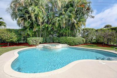 Jupiter Single Family Home Sold: 338 Kingfisher Drive