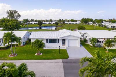 Boynton Beach Single Family Home For Sale: 1807 SW 5th Avenue