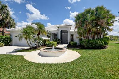 Boca Raton Single Family Home For Sale: 22157 Cressmont Place