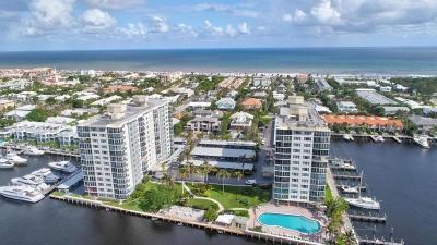 Delray Beach Condo For Sale: 200 Macfarlane Drive #402-N