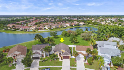 Boca Raton Single Family Home Contingent: 22476 Middletown Drive