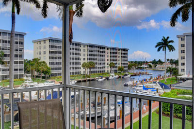 Delray Beach Condo For Sale: 1 Harbourside Drive #1304