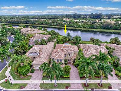 Palm Beach Gardens Single Family Home For Sale: 504 Via Toledo