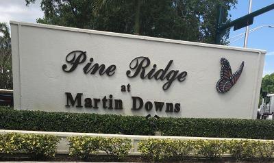 Condo For Sale: 1965 SW Silver Pine Way #1182