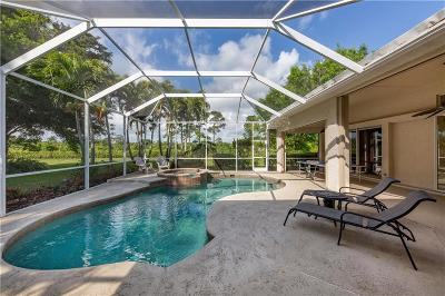 Palm City Single Family Home Contingent: 5683 SW Orchid Bay Drive