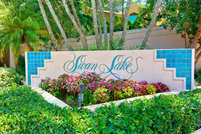 Miami-Dade County Townhouse For Sale: 6700 SW 88th Terrace