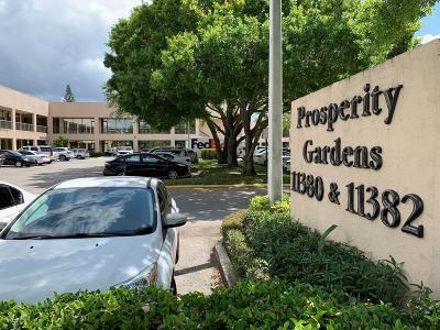 Palm Beach Gardens Commercial For Sale: 11382 Prosperity Farms Road #224, 225
