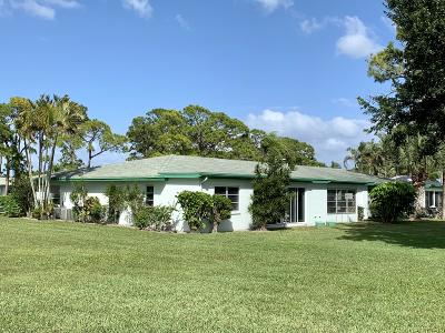 Delray Beach Single Family Home For Sale: 5452 Poppy Place #D