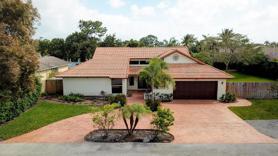 Boca Raton Single Family Home For Sale: 1590 SW 14th Drive