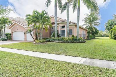 Boynton Beach Single Family Home For Sale: 8837 Woodgrove Ridge Court