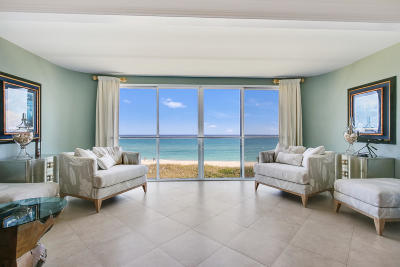 Delray Beach Condo For Sale: 2155 S Ocean Boulevard #Ph-C