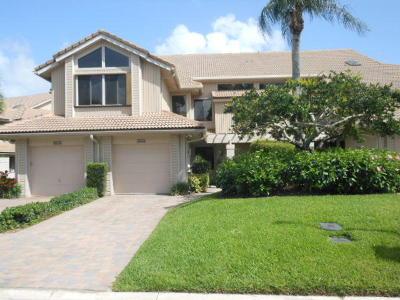 Boca Raton Condo For Sale: 19860 Planters Boulevard #A