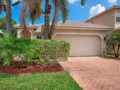 Royal Palm Beach Single Family Home Contingent: 114 Prestige Drive