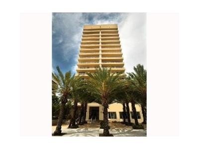West Palm Beach Rental For Rent: 1551 Flagler Drive #905
