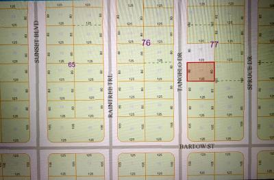 Residential Lots & Land Sold: 5810 Tangelo Drive