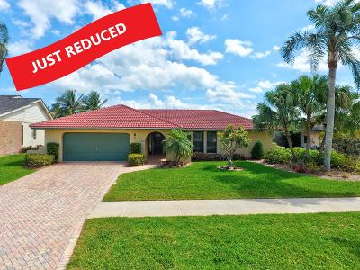 Tequesta Single Family Home For Sale: 40 Pine Hill Trail E