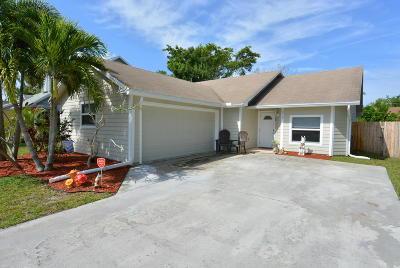 Stuart Single Family Home For Sale: 5940 SE Tangerine Boulevard