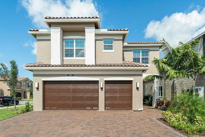 Delray Beach Single Family Home For Sale: 15372 Seaglass Terrace Lane