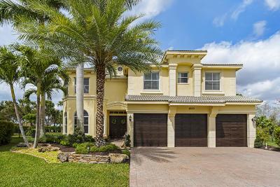 Wellington Single Family Home For Sale: 2603 Danforth Terrace