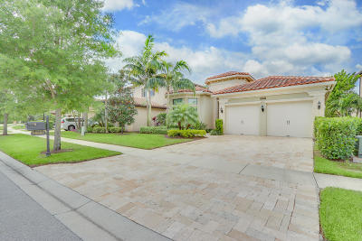 Delray Beach Single Family Home For Sale: 16587 Ambassador Bridge Road
