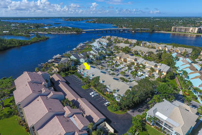 Jupiter Townhouse For Sale: 1000 Us Highway 1 #661
