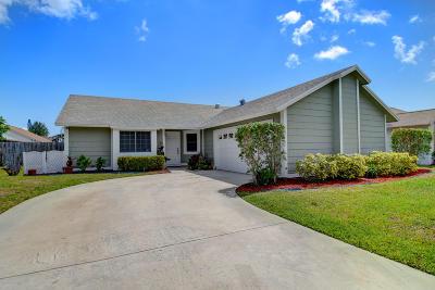 Single Family Home Sold: 1819 Banyan Creek Circle