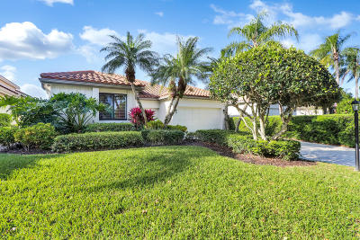 Palm Beach Gardens FL Townhouse For Sale: $949,000