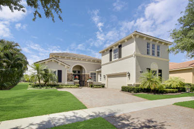 Port Saint Lucie Single Family Home Contingent: 9915 SW Nuova Way